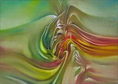Painting - Budscomp 2008 by Glenn Bautista