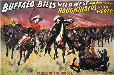 Buffalo Bills Show Art Print