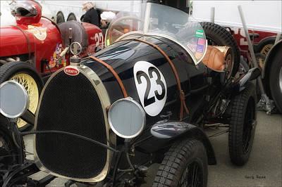 Photograph - Bugatti-2 by Gary Rose