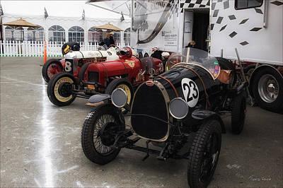 Photograph - Bugatti by Gary Rose