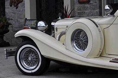 Photograph - Bugatti The Elegant by Lisa  DiFruscio