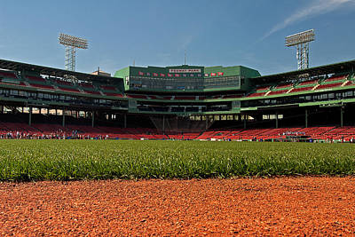 - Bugs Eye View From Center Field by Paul Mangold