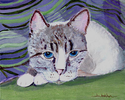 Art Print featuring the photograph Bugsy's Quilt by Lou Belcher