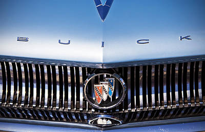 Photograph - Buick by Ian Merton