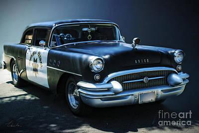 Photograph - Buick Patrol by Danuta Bennett