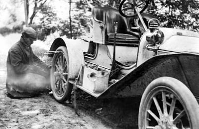 Photograph - Buick Roadster, 1909 by Granger