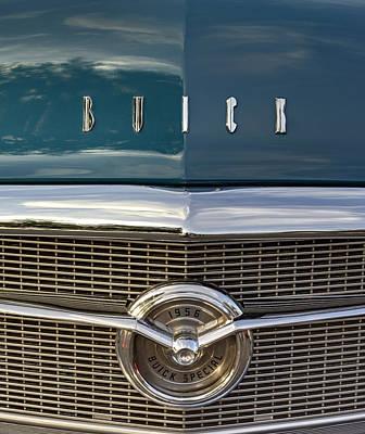 Photograph - Buick Special 1956. Miami by Juan Carlos Ferro Duque
