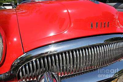 Domestic Cars Photograph - Buick Super . 5d16149 by Wingsdomain Art and Photography