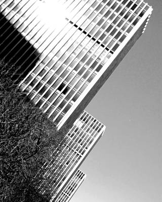 Photograph - Buildings Two Three And Four by Jessica J Murray
