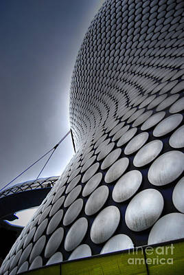 Selfridge Photograph - Bullring - Selfridges by Yhun Suarez