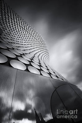 Photograph - Bullring - Selfridges V4.0 by Yhun Suarez