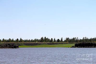 Photograph - Bunch Reservoir 2 by Pamela Walrath