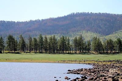 Photograph - Bunch Reservoir by Pamela Walrath