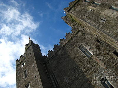 Photograph - Bunratty Castle by Bonnie Myszka
