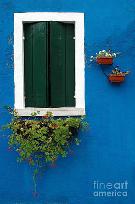 Farmhouse - Burano Italy 1 by Mike Nellums