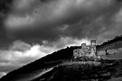 Photograph - Burg Ehrenfels by Justin Albrecht