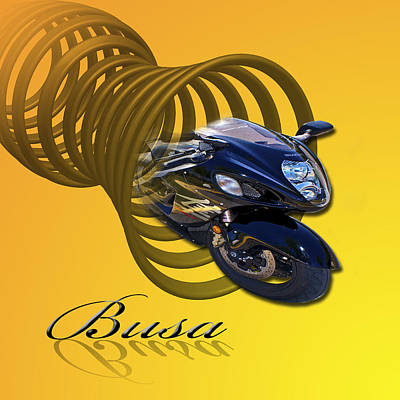 Photograph - Busa by Gordon Engebretson
