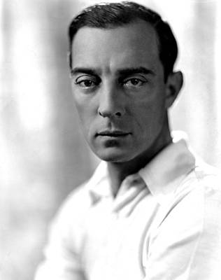 Hurrell Photograph - Buster Keaton, Mgm, 1930, Photo by Everett