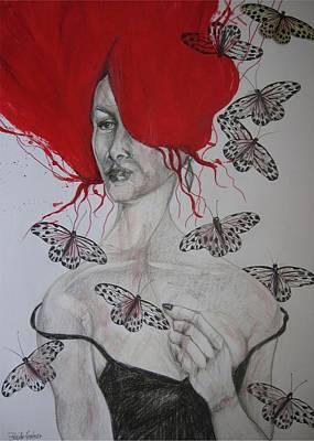Butterfly Lady Original