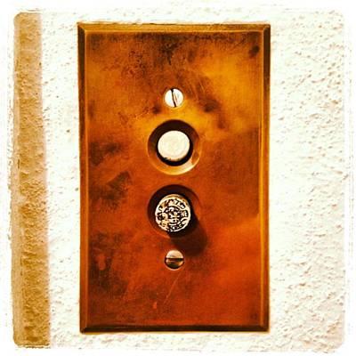 Light Photograph - Buttons by Ken Powers