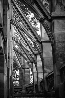 Photograph - Buttresses by Jen Morrison