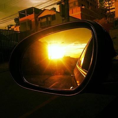 Fairy Photograph - Bye... #sol (: #driver #landscape by Guilherme Freitas