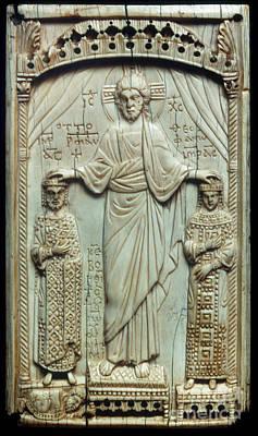 Byzantine Art Art Print by Granger