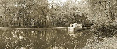 C-o Canal Lock 7 Original by Jan W Faul