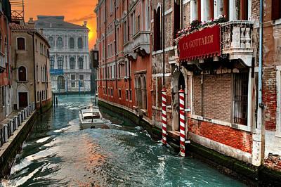 Photograph - Ca' Gottardi. Venezia by Juan Carlos Ferro Duque