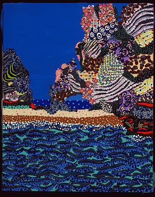 Sea Of Cortez Painting - Cabo by Gale Goldwoman
