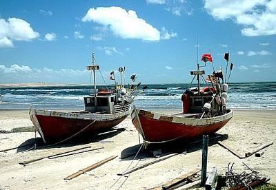 Lil Alberti Photograph - Cabo Polonio - Uruguay by Lil Alberti