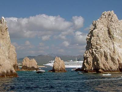 Photograph - Cabo San Lucas by Gary Wonning