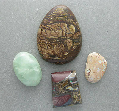 Jewelry - Cabochons by Dianne Brooks