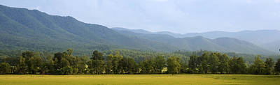 Cades Cove Print by James Massey