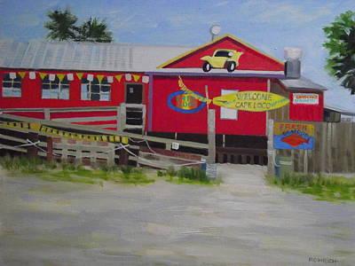 Cafe  Loco Original by Robert Rohrich