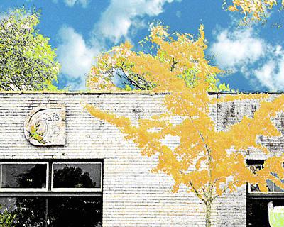 Digital Art - Cafe Ole' by Lizi Beard-Ward