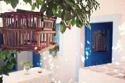 Cage Art Print by Vickie Abby@Macau - flickr.com/vickieabby/