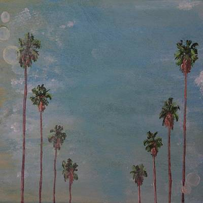 Painting - California Circa 1977 by Jennifer Lynch