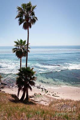 California Coastline Photo Art Print by Paul Velgos