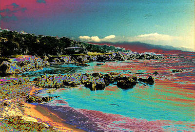 Art Print featuring the photograph California Dreaming by Louis Nugent