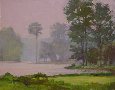 Painting - Callaway Mist by Marsha Savage