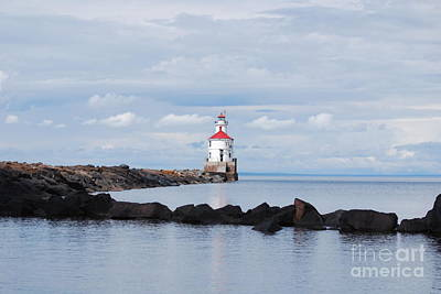 Calm Light Art Print by Whispering Feather Gallery