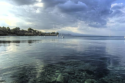 Photograph - Calm Waters by Stamatis Gr