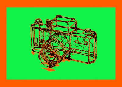 Camera 1c Art Print by Mauro Celotti