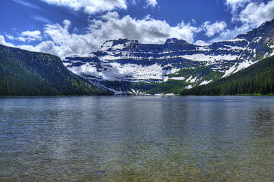 Photograph - Cameron Lake by Don Wolf