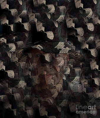 Camo Wall Art - Photograph - Camouflage by Al Bourassa