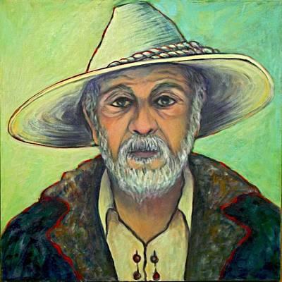 Painting - Campesino by Susan Santiago