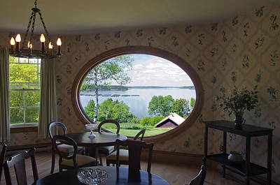 Photograph - Campobello Island Roosevelts House by Glenn Gordon