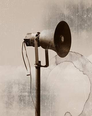 Sound Digital Art - Can You Hear Me.... by Sharon Lisa Clarke