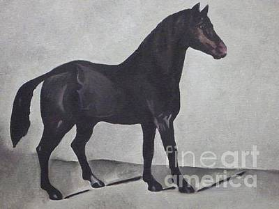 Canadian Heritage Horse 111 Original by Catherine Meyers
